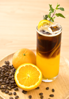 Black Orange Coffee