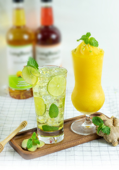 Ginger Citrus